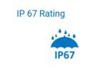 IP67rating