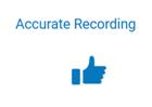 accuraterecording