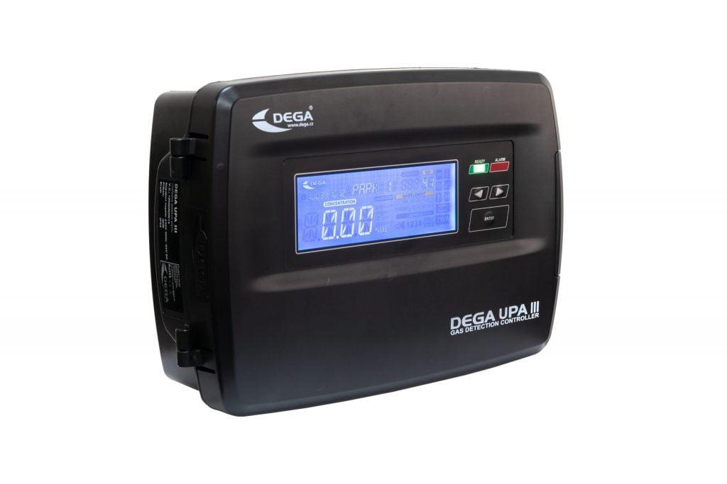 DEGA Gas Controller